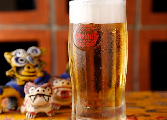 沖縄といえばコレ!おじーお薦めの『オリオンビール』